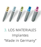 Implants dentaires Made in Germany